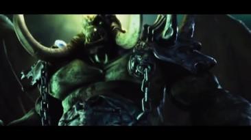Балрог VS Маннорот   Middle-earth: Shadow of War   Warcraft