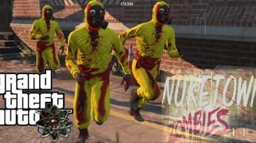 "Grand Theft Auto 5 ""Nuketown Zombie"""
