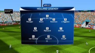 """FIFA 10 """"Легенды Голландии"""""""