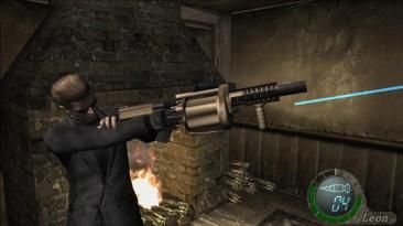 """Resident Evil 4 """"Гранатомёт"""""""