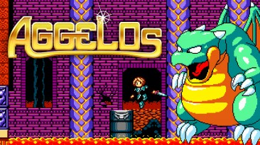 Олдскульное 2D-приключение Aggelos выйдет на PlayStation 4 и Xbox One через две недели