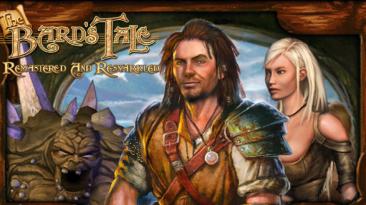 Анонсированы ремастеры первых трех игр классической ролевой серии The Bard's Tale