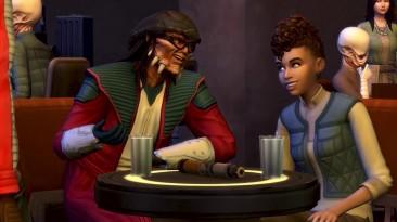 """Аудитория The Sims 4 недовольна кроссовером со """"Звёздными войнами"""""""