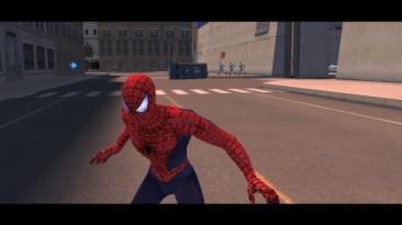 "Spider-Man 2: The Game ""Spider-man 1 Costume """