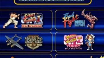 Дисковое издание Capcom Digital Collection для Xbox 360