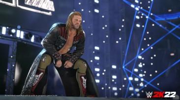 Официально: WWE 2K22 выйдет в марте 2022 года