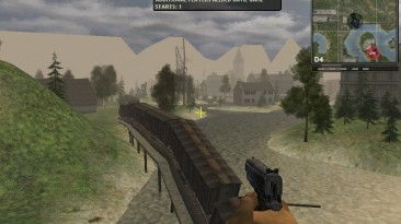 "Battlefield 1942 ""Карта - Battle BFSS"""