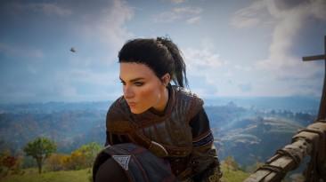 "Assassin's Creed: Valhalla ""Ретекстура Лица Эйвора - Без Шрама"""
