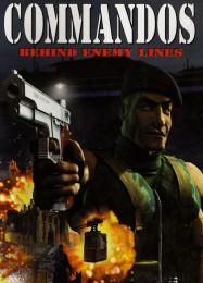 Обложка игры Commandos: Behind Enemy Lines