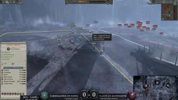 Битва за Черный ковчегЛютор VS Локхир - Total War: WARHAMMER 2