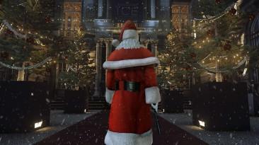 Эпизод Hitman в Париже станет бесплатным к зимним праздникам