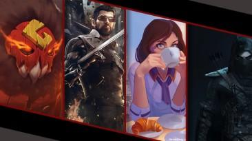 Battlerite, Thief и другие игры для Steam можно выиграть сейчас в каталоге призов PlayGround.ru