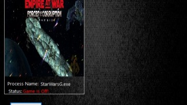 Star Wars: Empire At War: Forces Of Corruptions: Трейнер/Trainer (+2) [1.121] {MrAntiFun}