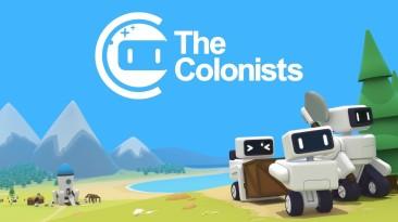 Стратегия The Colonists выйдет в ноябре