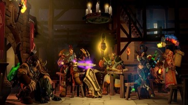 Champions of Anteria вышло дополнение Alchemist, еще одно на подходе