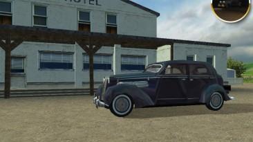 "Mafia: The City of Lost Heaven ""Crusader Chromium Fordor sedan - новые колеса и эффекты"""