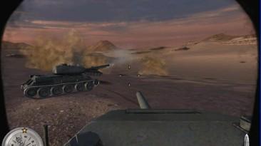 """Call of Duty 2 """"Новый танковый прицел"""""""