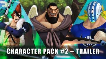 X Дрейк, Киллер и Урудж присоединяются к One Piece: Pirate Warriors 4
