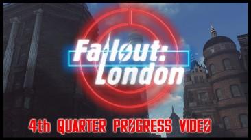 Дневник разработки модификации Fallout: London