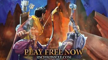 Chronicle: RuneScape Legends - Старт открытого бета-тестирования