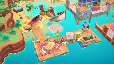 Вышло обновление Moving In вместе с DLC Movers in Paradise для Moving Out