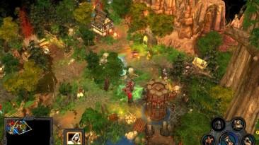 """Heroes Of Might And Magic 5: Владыки Севера """"Карта - Слушая тишину"""""""