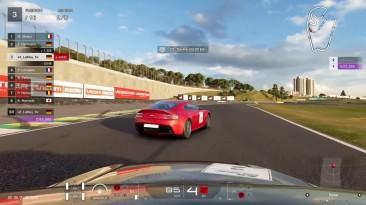 Gran Turismo Sport - AI в двух словах