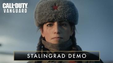 На Gamescom показали первый геймплей и сюжетный отрывок Call of Duty: Vanguard
