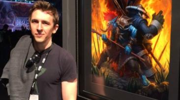 Blizzard покинул главный художник, работавший над знаменитыми артами для World of Warcraft