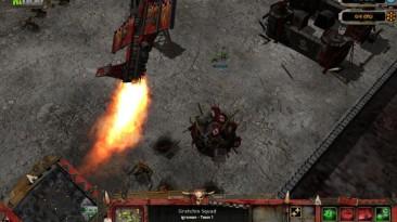 "Warhammer 40,000: Dawn Of War - Dark Crusade ""Карта - The City of Octovia"""