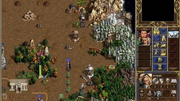 """Heroes of Might and Magic 3 """"Кампания - Assignment of Titan"""""""