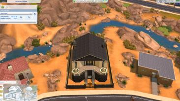 """The Sims 4 """"Роскошный особняк"""""""