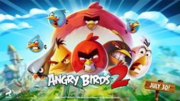 Angry Birds 2: миллион скачиваний за 12 часов