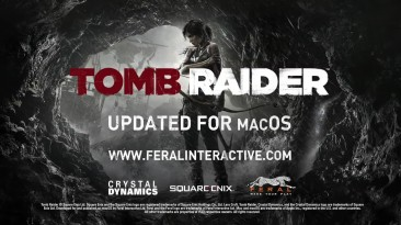 Tomb Raider для macOS обновлена до 64 бит