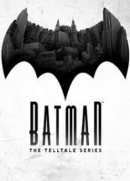 Обложка игры BATMAN - The Telltale Series