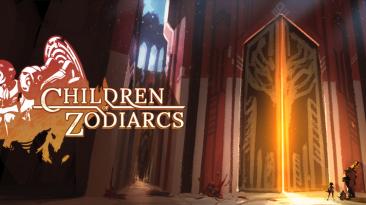 Трейлер с сюжетными вставками Children of Zodiarcs