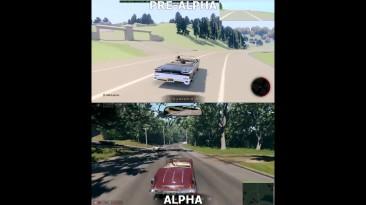 Геймплей пре-альфа Mafia 3