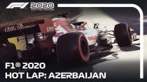Новый трейлер F1 2020 демонстрирует городскую трассу в Баку