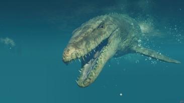 Новый трейлер Jurassic World Evolution 2 кратко рассказывает о Мозазавре
