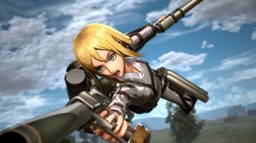 Новые трейлеры и информация об оружии в игре Attack on Titan 2: Final Battle