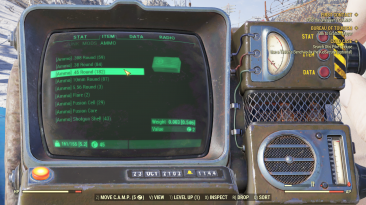 """Fallout 76 """"RatMonkeys Easy Sorting and Tagging"""""""