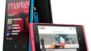 За покупку Nokia Lumia 800 в подарок Xbox 360