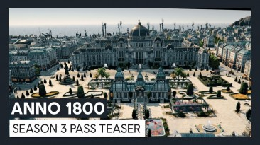 Анонсирован 3-й сезонный пропуск для Anno 1800