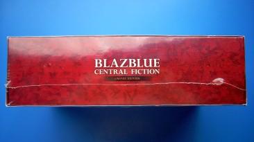 Фотообзор и распаковка на BlazBlue: Central Fiction Limited Edition - PlayStation 4 (Американское издание)