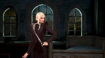 Моддер добавил Дейнерис Таргариен в Bloodstained: Ritual of the Night