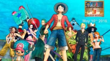 One Piece: Pirate Warriors 3 Deluxe Edition для Switch выйдет в Европе и США 10 мая