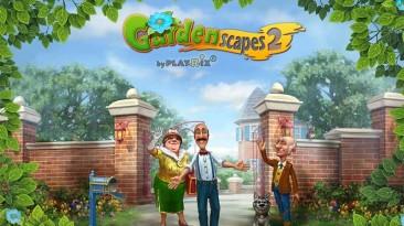 Gardenscapes скачали более миллиона раз в первый день выхода