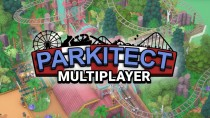 Симулятор управления тематическим парком Parkitect получит кооперативный онлайн-режим для 8 игроков