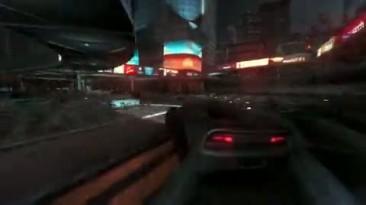 "Ridge Racer Unbounded ""Релизный трейлер"""