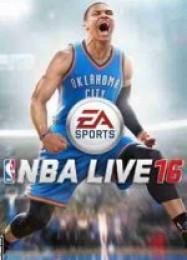 Обложка игры NBA Live 16
